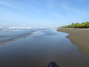Playa Linda - truly a beautiful beach!