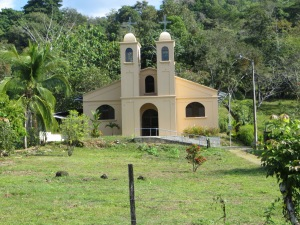 Hatillo's church