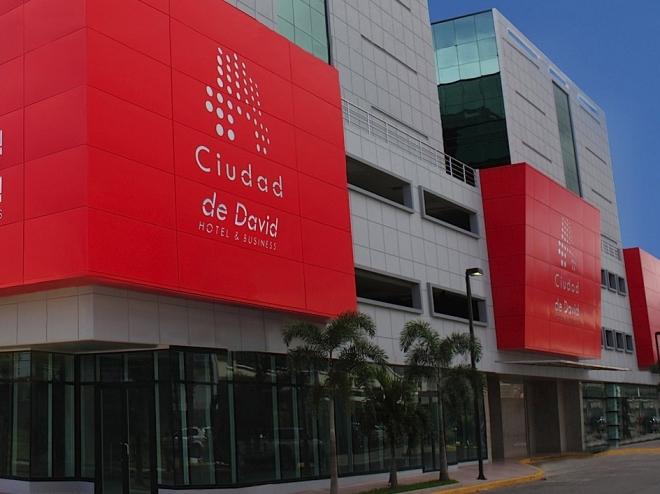 Ciudad de David Hotel