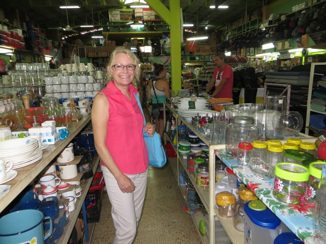 Cinco Menos is a great little general store that has many hidden treasures