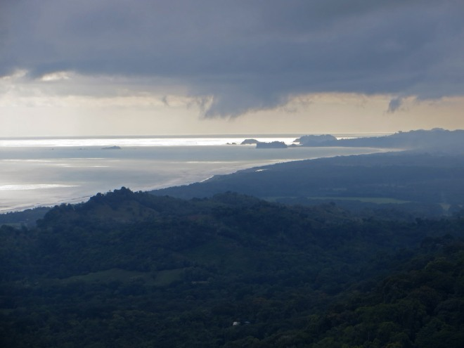 View of Manuel Antonio